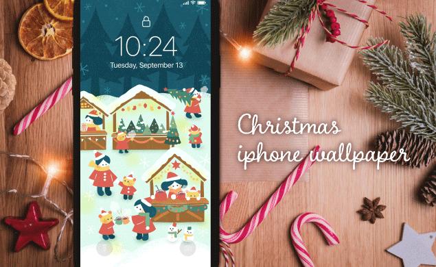 クリスマス壁紙